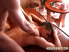 Manly European Happy-go-lucky Men Sex