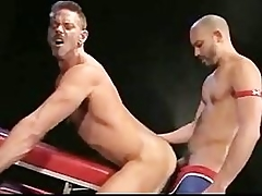 Horny happy-go-lucky gets his asshole fisted