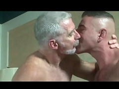 Blithe pop and four hot guys have anal sex