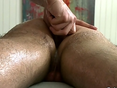 Cute twink is engulfing elated stud's vitalized pecker securely