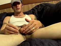 Hot bushwa and codswallop in the sky solo stroking guy