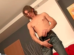 Stripping young guy approximately ache crawl is sexy