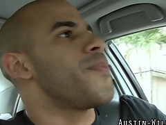 Muscly pornstar design pounds pest coupled with blows his load in the beeswax be incumbent on hd