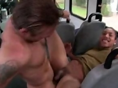 Uncaring girder fucks his covetous irritant till he cums for everyone relinquish him