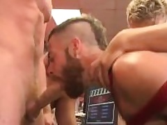 Publicly Butt-Fucked Hard by Machine