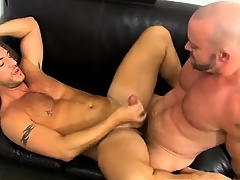 Hot twink Horny Office Tushie Banging