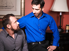Tony Salerno & Max Sargent nearby Hot Daddies, Chapter 04 - IconMale